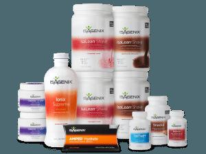 Isagenix 30 day system, Canadian Isagenix Products
